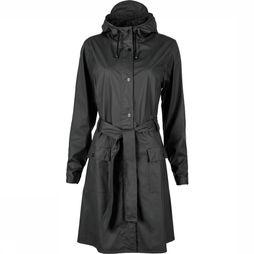 Rains Coat Curve Jacket black