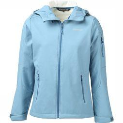 Ayacucho Softshell Gale light blue