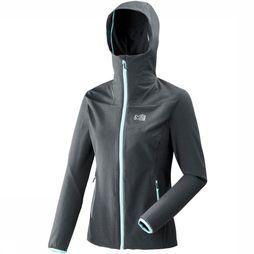 Millet Softshell Tahoe Hoody dark grey