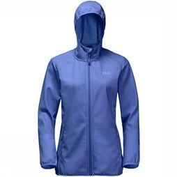 Jack Wolfskin Softshell Northern Point light purple