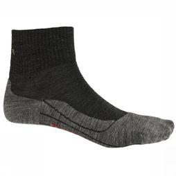 Falke Sock TK5 Ultra Light Women dark grey/black