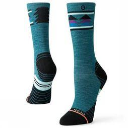 Stance Kous Hike Light Women Middengroen/Zwart