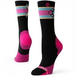 Stance Sock Hike Light Women black/Assortment