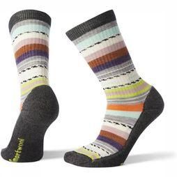Smartwool Sock Hike Light Margarita Crew dark grey/Assortment