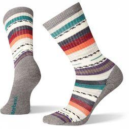 Smartwool Sock Hike Light Margarita Crew mid grey/Assortment