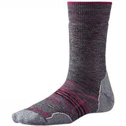 Smartwool Chaussette Phd Outdoor Medium Crew Gris Moyen
