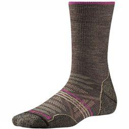 Smartwool Chaussette Phd Outdoor Light Crew Brun moyen
