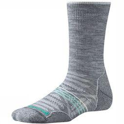 Smartwool Chaussette Phd Outdoor Light Crew Gris Clair