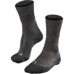 Falke Sock TK1 Wool mid grey