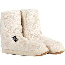 Ayacucho Slipper Super Soft Ecru