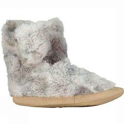 Ayacucho Pantoffel Scottish Rose Gris Clair/Gris Moyen