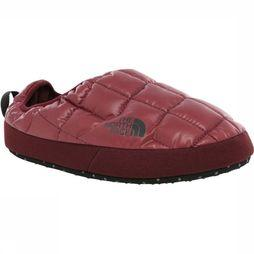 The North Face Slipper Thermoball Tent Mule V dark red