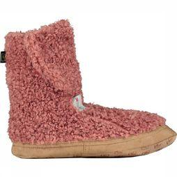 Ayacucho Slipper Teddy Slipper dark pink