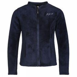 3 Pommes Cardigan Polaire Donkerblauw