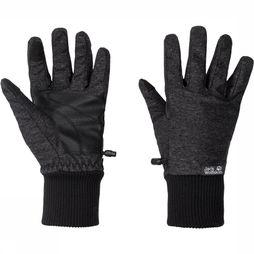 Jack Wolfskin Handschoen Winter Travel Zwart