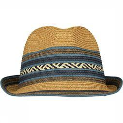 Ayacucho Hat Trilby Lady brown/blue