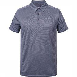 Icepeak T-Shirt Sharpa Polo mid grey