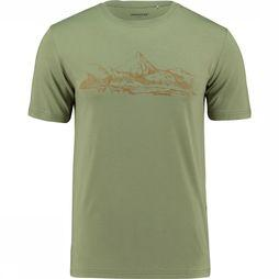 Ayacucho T-Shirt Mountain Lake Lichtkaki