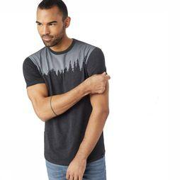 Tentree T-Shirt Juniper Noir/Assortiment