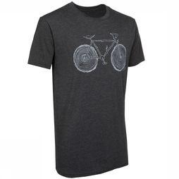 Tentree T-Shirt Elms Noir