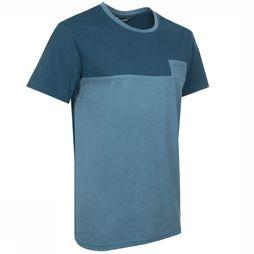 Vaude T-Shirt Men's Nevis III blue/dark blue