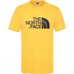 The North Face T-Shirt Easy Jaune Moyen