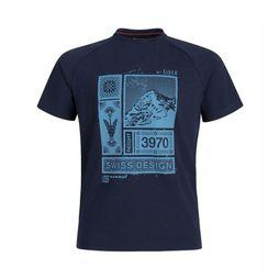 Mammut T-Shirt Mountain marine