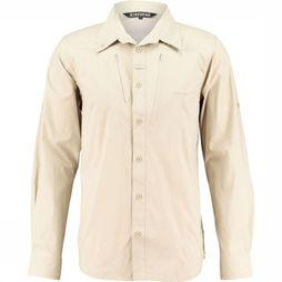 Ayacucho Shirt Equator Stretch sand