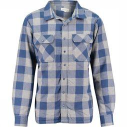 Chemise Flannel Padded