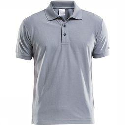 Craft Craft Polo Piqué light grey