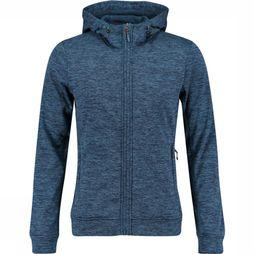 Ayacucho Fleece Tahoe Marineblauw