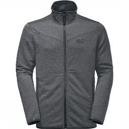 Jack Wolfskin Fleece Tongari dark grey