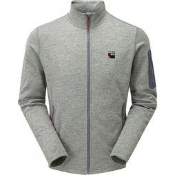 Sprayway Fleece Saul Lichtgrijs