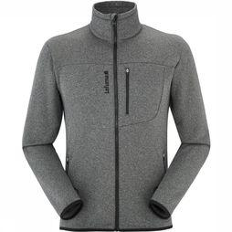 Lafuma Fleece Shift Micro Zip-In Donkergrijs