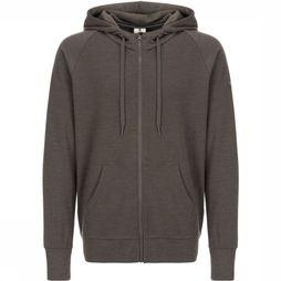Supernatural Fleece Essential Hoodie Donkerkaki