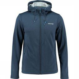 Ayacucho Polaire Green Lake Tencel Hoody marine