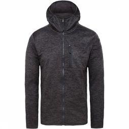 The North Face Fleece Canyonlands Hoody dark grey