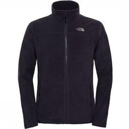 The North Face Fleece 100 Glacier black