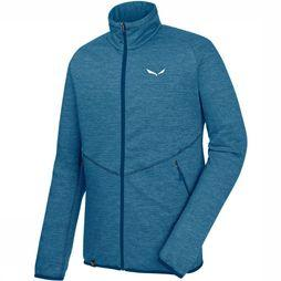 Fleece Puez Melange Full Zip