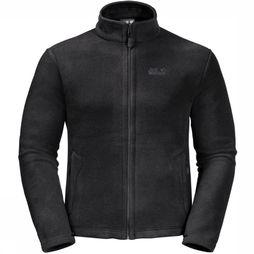 Jack Wolfskin Fleece Moonrise Zwart