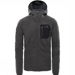 The North Face Fleece Borod Donkergrijs