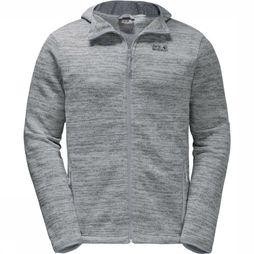 Jack Wolfskin Fleece Aquila mid grey