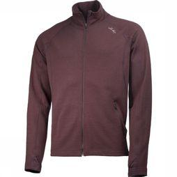 Lundhags Fleece Merino dark brown
