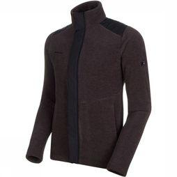 Mammut Fleece Innominata ML dark grey