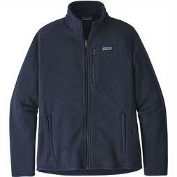 Patagonia Fleece Better Sweater dark blue