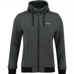 Ayacucho Fleece Medino III Hoody dark grey