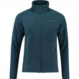 Ayacucho Fleece Toubkal Marineblauw