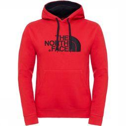 The North Face Trui Drew Peak Rood/Geen kleur