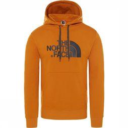 The North Face Pull Drew Peak Jaune Foncé