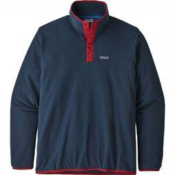 Patagonia Pullover Micro D Snap-T P/O dark blue